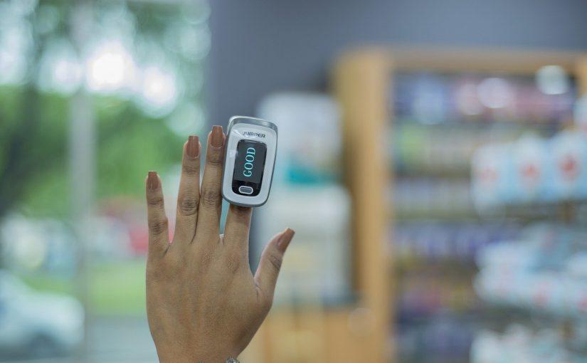 Gran avance del sector: El mejor aparato médico para medir la saturación